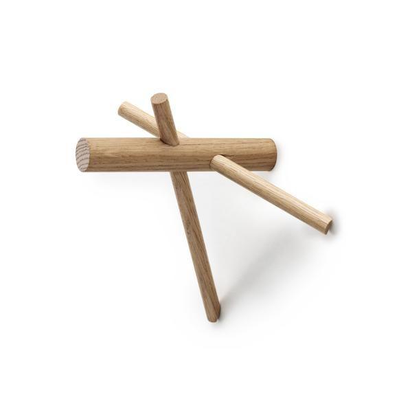 Sticks Hooks Set Of 2 In 2020 Normann Copenhagen Danish Design Store Scandinavian Homewares