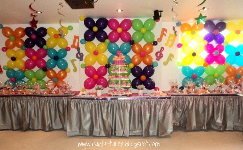 Party Tales Birthday Party 70 S Disco Fun The