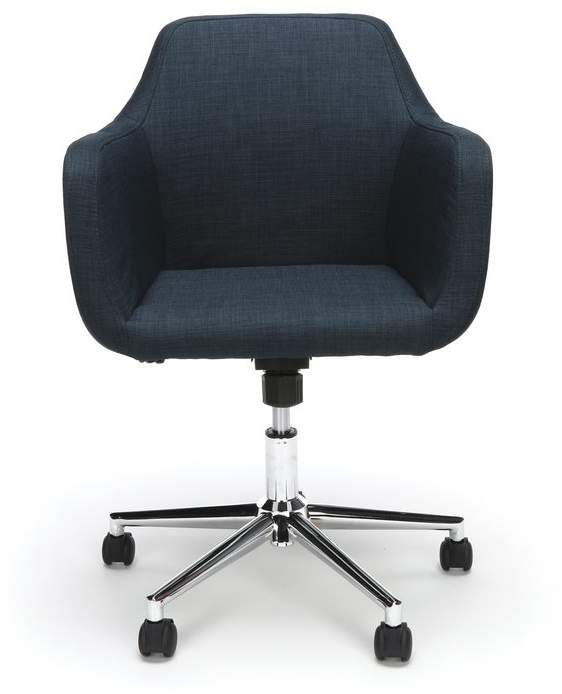 Worsley Upholstered Home Office Chair Joss Main Office Chair Design Chair Home Office Chairs
