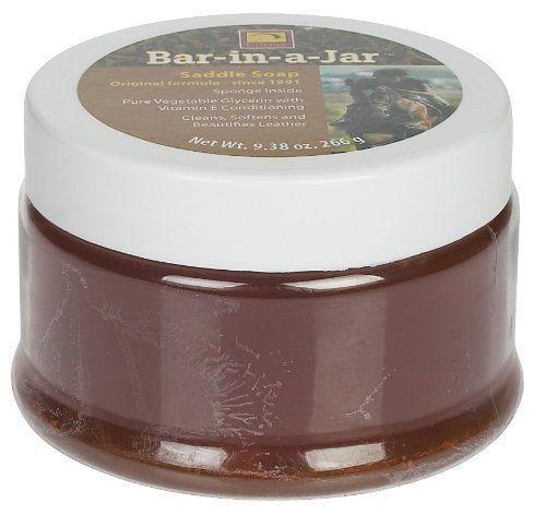 EPONA BAR IN A JAR SADDLE SOAP by Weatherbeeta  $12 51