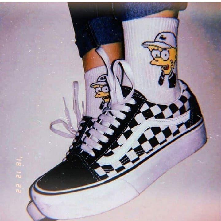 Tag a vans lover! #shoes | Авангардная обувь, Обувь