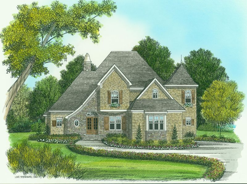 Nantucket Style Homes | Nantucket House Designs