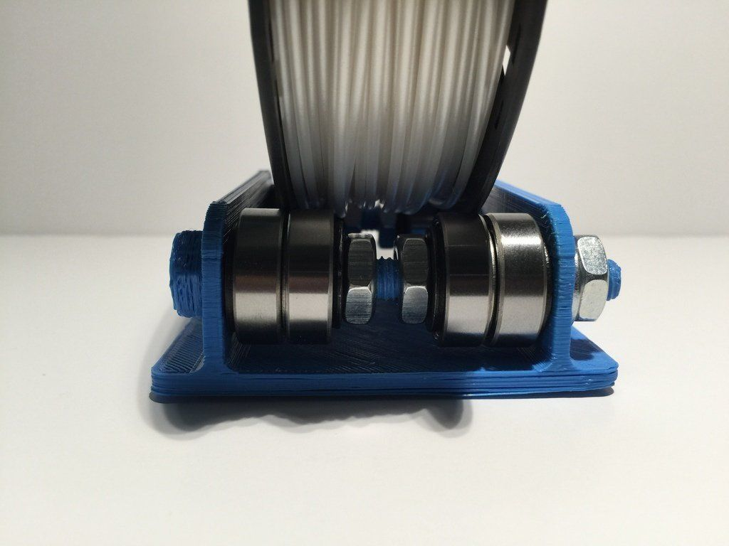 best filament spool holder - Google Search | 3D Filament spool ...