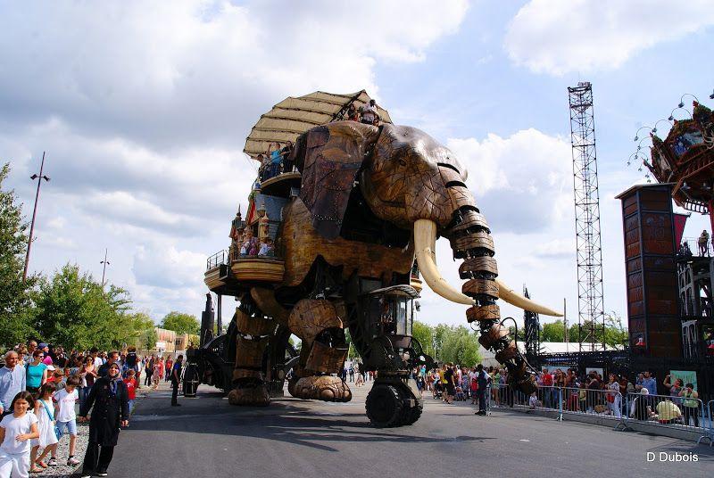 Nantes L éléphant Les Machines de l' ile - 113118434504119207618 - Picasa Albums Web
