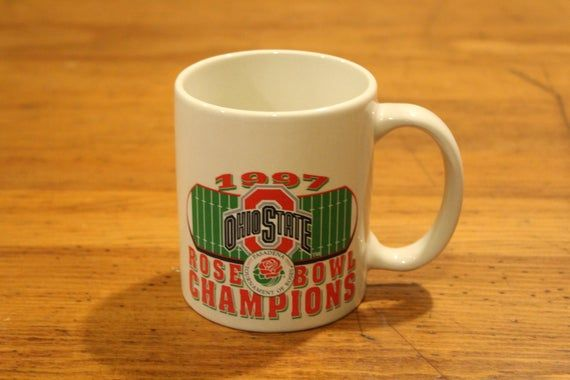 Ohio State Buckeyes 1997 Rose Bowl Champions Mug