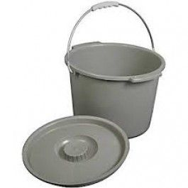 Commode Bucket With Lid Bucket With Lid Commode Lidded
