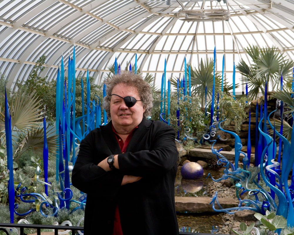 Dale Chihuly - Born September 20 1941 American