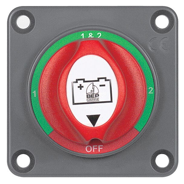 Bep Panel Mounted Battery Mini Selector Switch 701s Pm Switch Switches Mini
