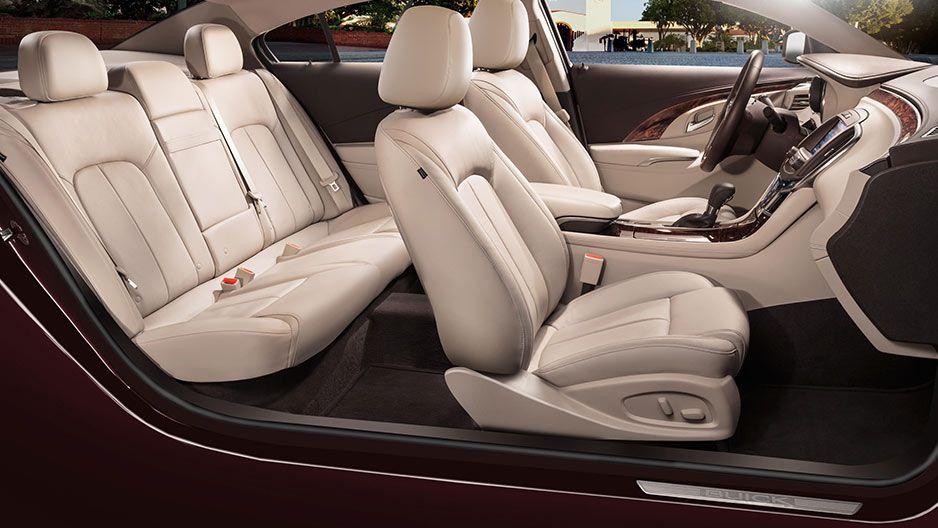 2016 lacrosse fullsize luxury sedan