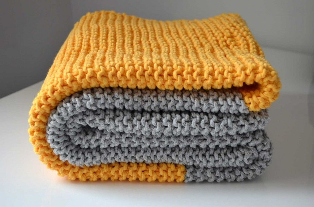 Echarpe point mousse   Mailles   Tricot crochet, Knitting et Crochet 44305314cd2
