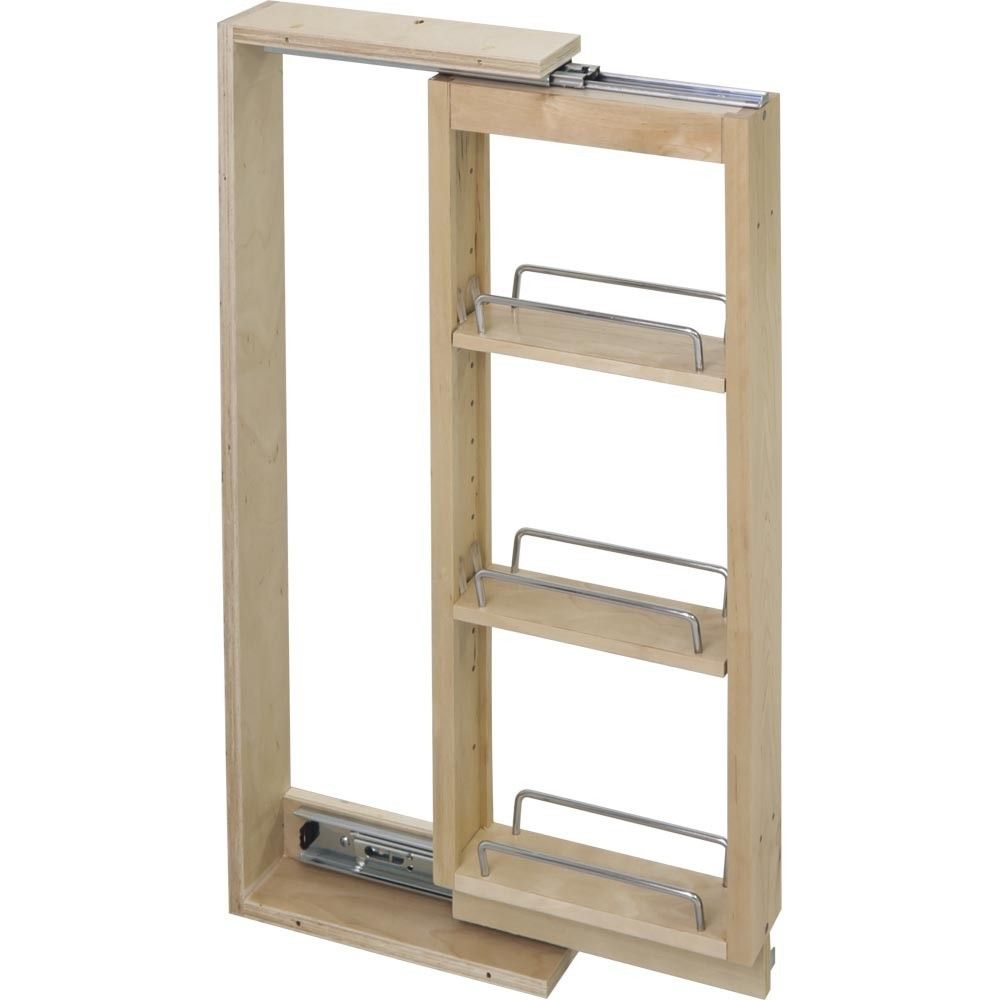 KBHardware | 6 Inch Wall Cabinet Filler Pullout | My Future Home ...