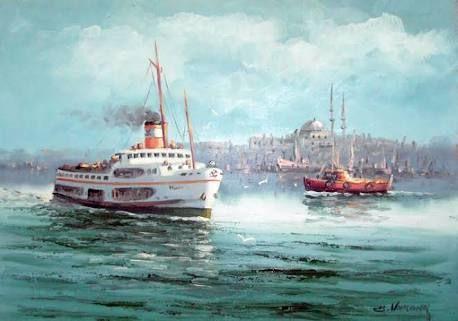 Yagliboya Deniz Manzara Tablolari Ile Ilgili Gorsel Sonucu Goruntuler Ile Resim Resimler Resim Sanati