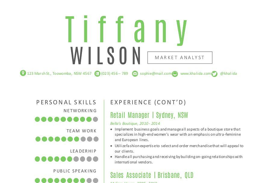 Simple 2 pages Word resume #Word#pages#Simple#Templates designs
