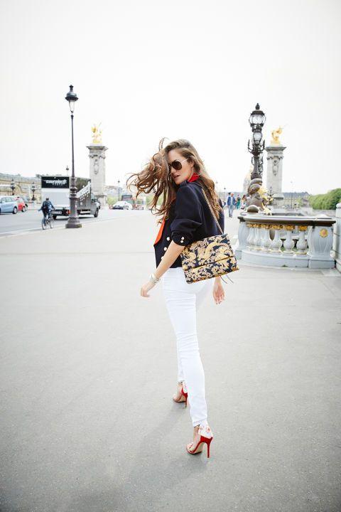 b363a0185abb How 7 Parisian Women Define Their Style