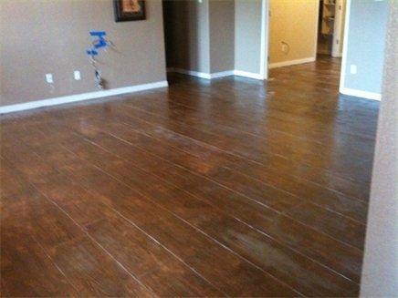 Best flooring option on concrete