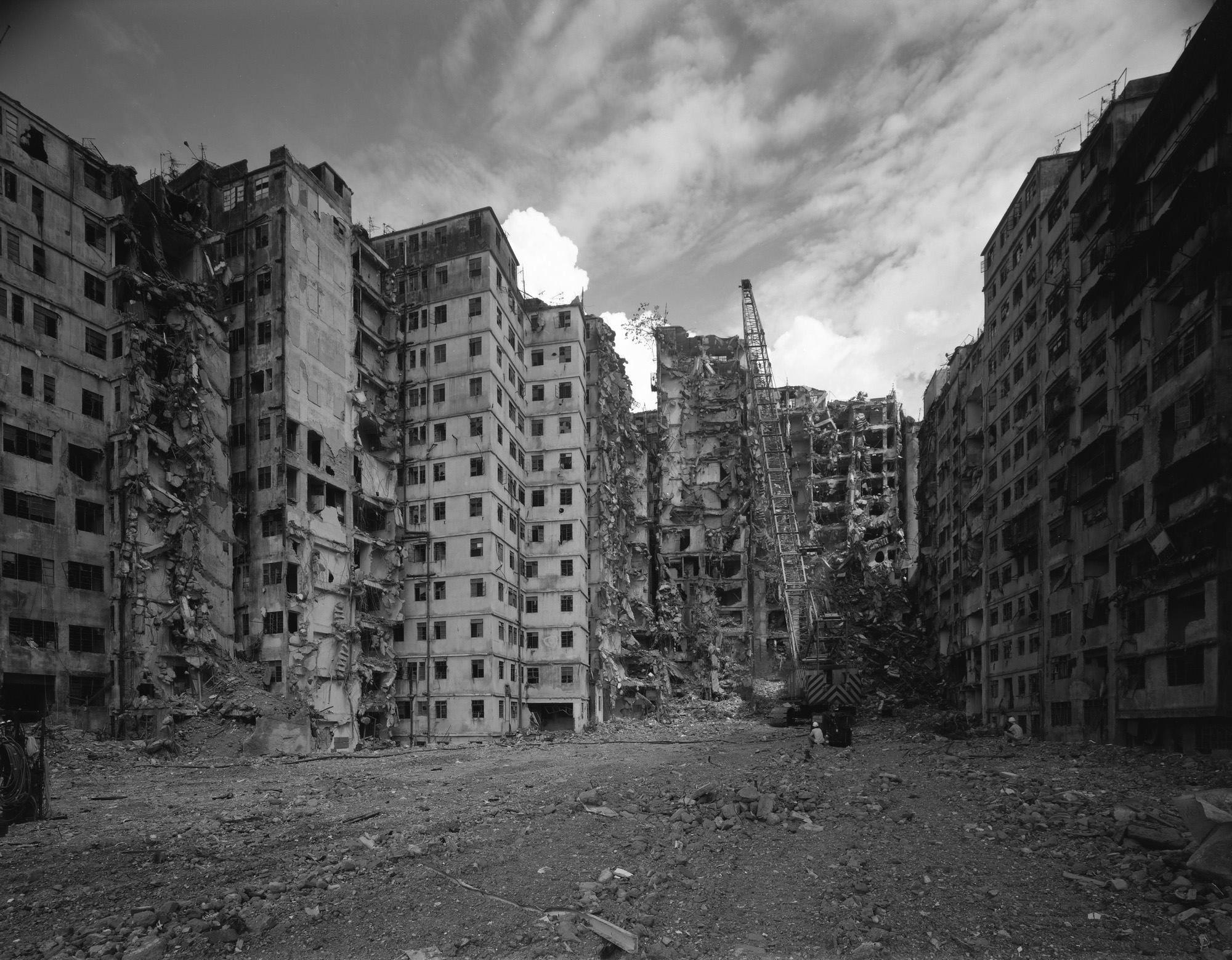 Kowloon Walled City, 1993, 40.5 x 51cm  © Ryuji Miyamoto / Courtesy of Taka Ishii Gallery Photography / Film, Tokyo