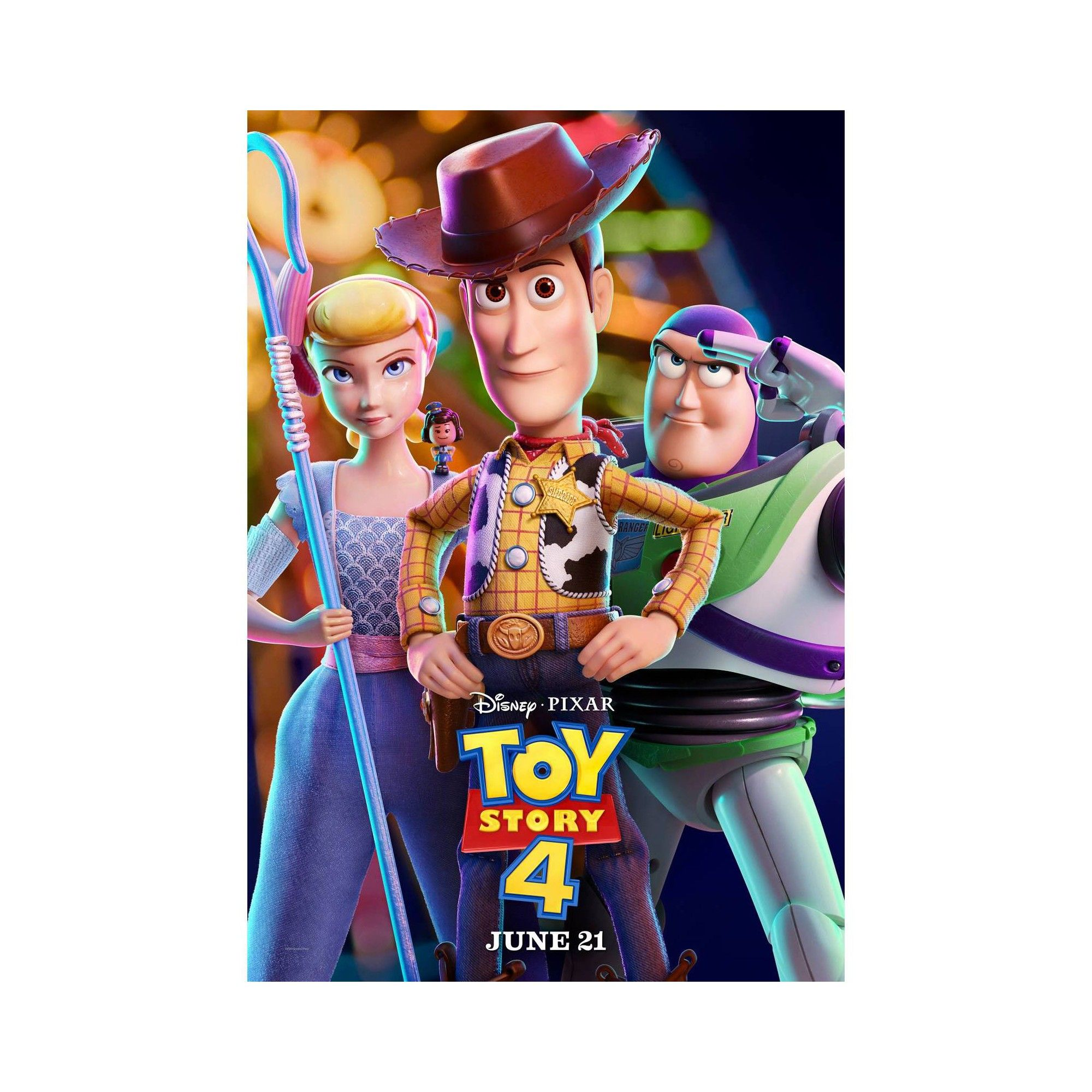 Toy Story 4 (4K/UHD), Movies