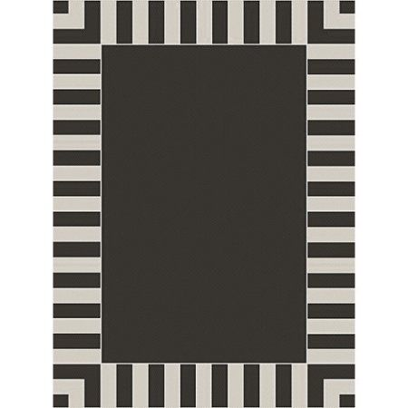 Simplyshade Cabana Stripe Black White Outdoor Area Rug Walmart Com Patio Rugs Outdoor Rugs Rugs