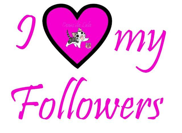 I love my followers mini giveaway! | Always in Lala land