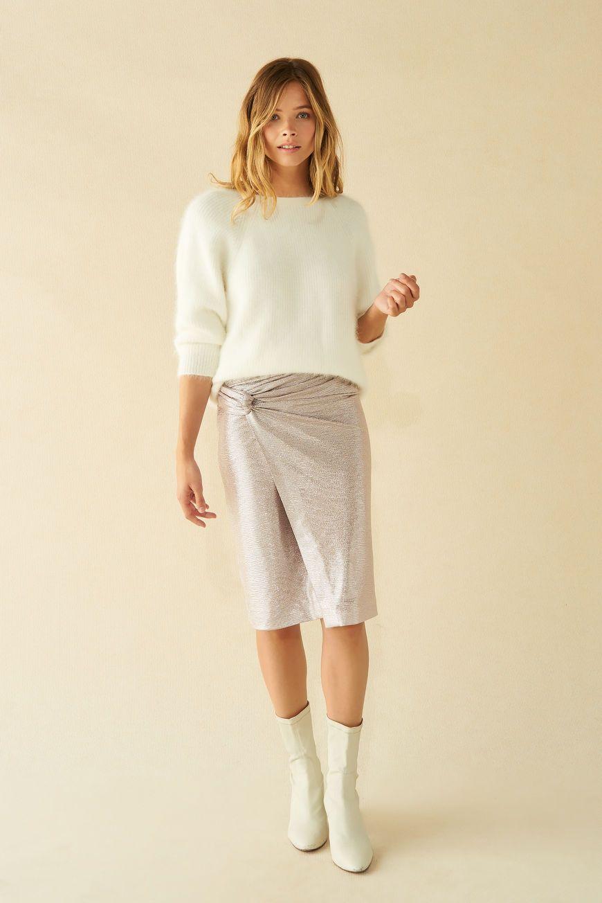 de641dcccf SKIRT ZEWA ROSE // ba&sh | Pre Fall 2019 & (resort) in 2019 | Skirts ...