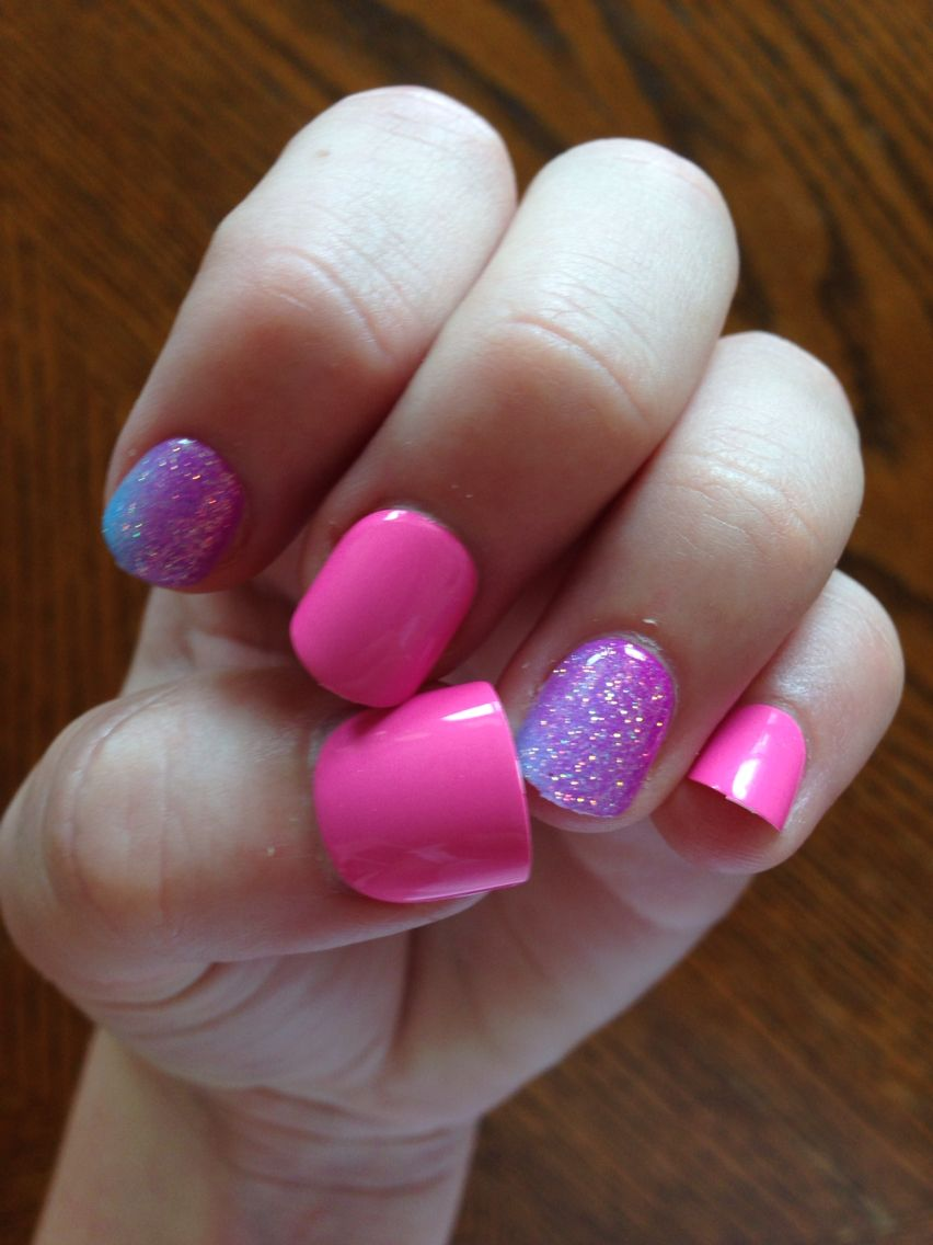 New fake nails super cute | nails | Pinterest