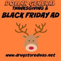 Dollar General Thanksgiving Black Friday Ad Other Black