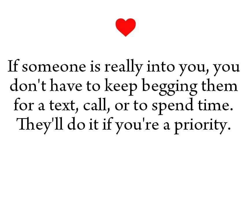 Guess Im Not A Priority