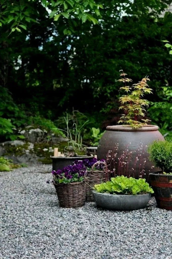 17+ wonderful front yard design ideas for summer in your ...