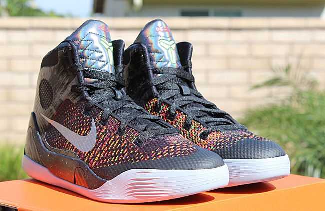 quality design 09f13 b5edc Nike Kobe 9 Elite GS Masterpiece
