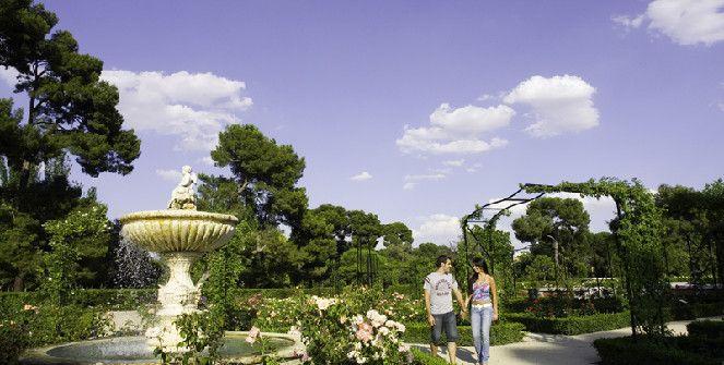 Con 125 Hect Reas Y M S De Rboles El Parque De El Retiro Es Un Remanso Verde En El