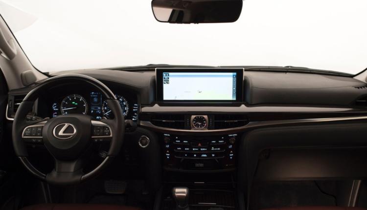 2018 Lexus Lx 570 Interior Lexus Lx570 Luxury Suv Motorhome