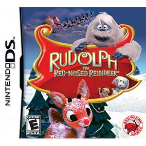 Rudolph the Red-Nosed Reindeer Nintendo Wii Game - Help Rudolph and the  gang save Christmas! Christmas is in danger and Rudolph needs your help!