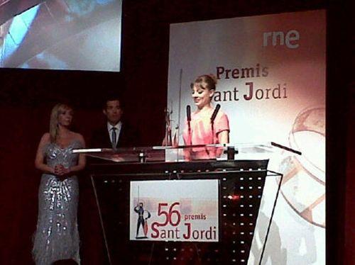 Michelle Jenner - Premio Sant Jordi 2012-06