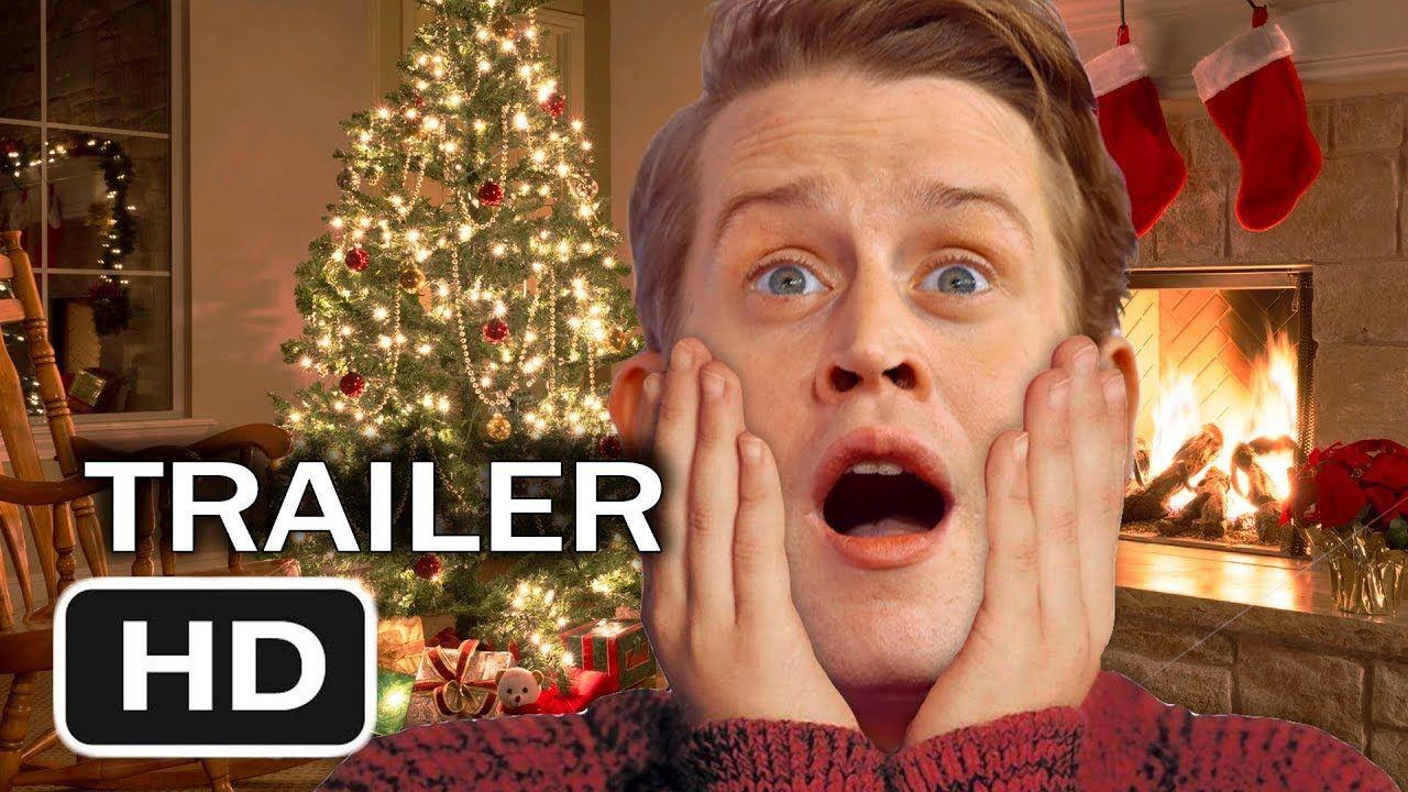 Christmas Parody.Home Alone Christmas Reunion 2019 Movie Trailer Parody