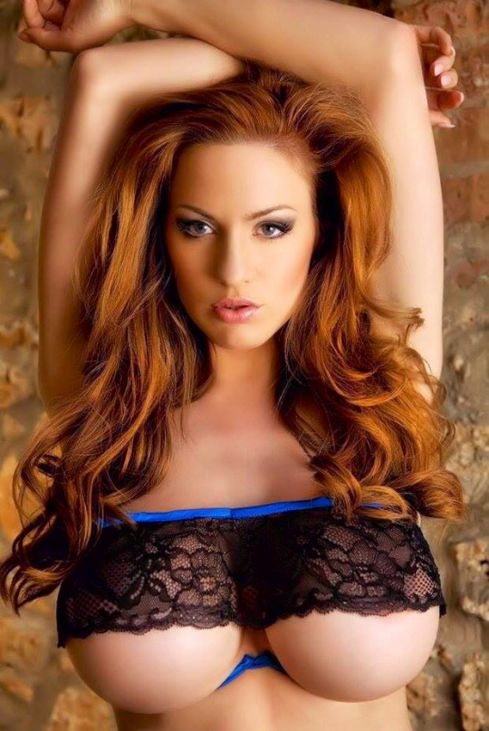 Pity, that sexiest redhead model think