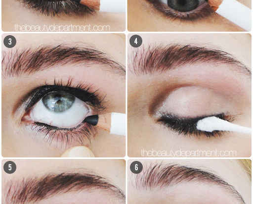 Lived in Liner – Tutorial | Beautifulshoes.org | Pinterest | In ...
