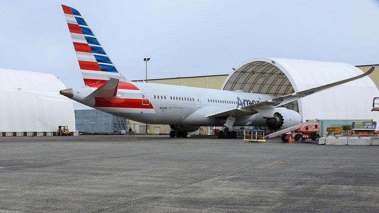 Boeing 737 Max Grounding To Cost American 350m Travel Weekly Boeing Boeing 737 Travel Weekly