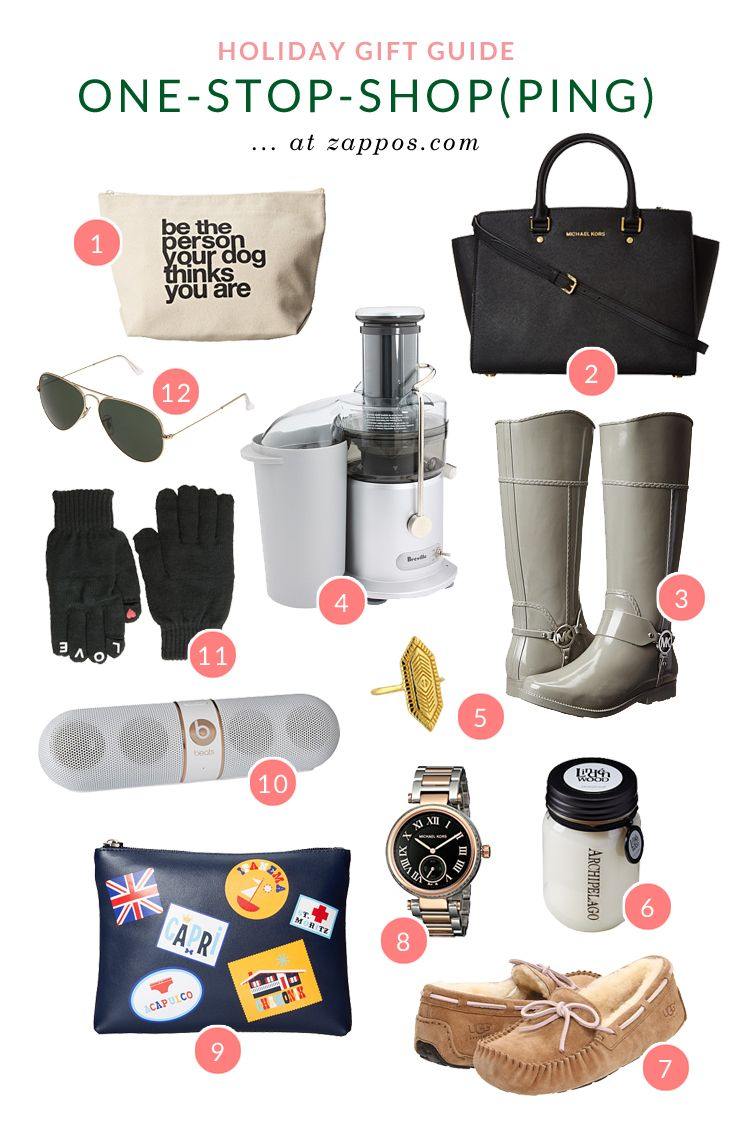 Gift guide easy coralsncognacs