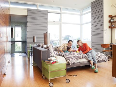 The difrancesco koshkarian bedroom ideas dwell