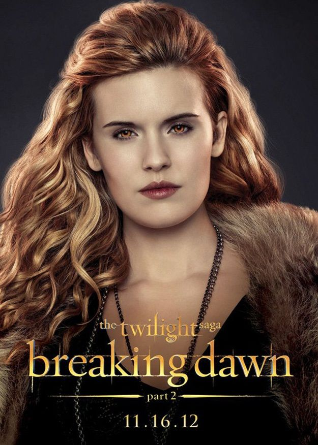 New Character Posters For 'The Twilight Saga: Breaking Dawn – Part 2′