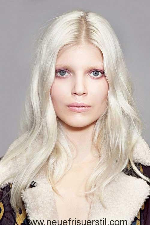 Frisuren ice blond