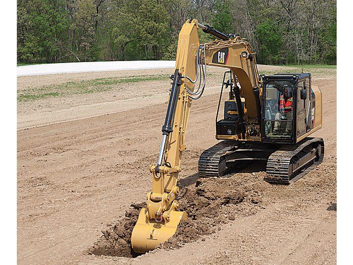 Excavator Cat Heavy Equipment (737) 2455100 Heavy