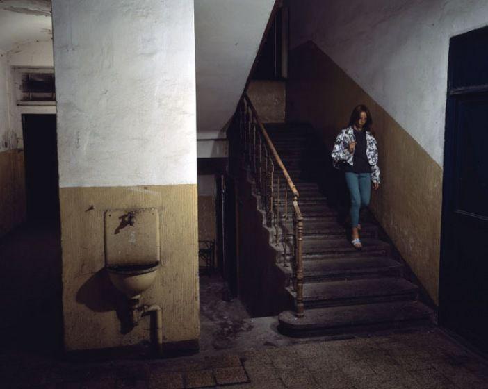Jeff Wall Odradek, Táboritská 8, Prague, 18 July 1994 1994
