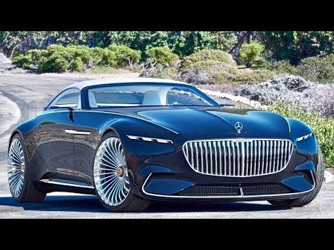 Jujuatv 2019 Mercedes Maybach 6 Cabriolet Future Of Luxu