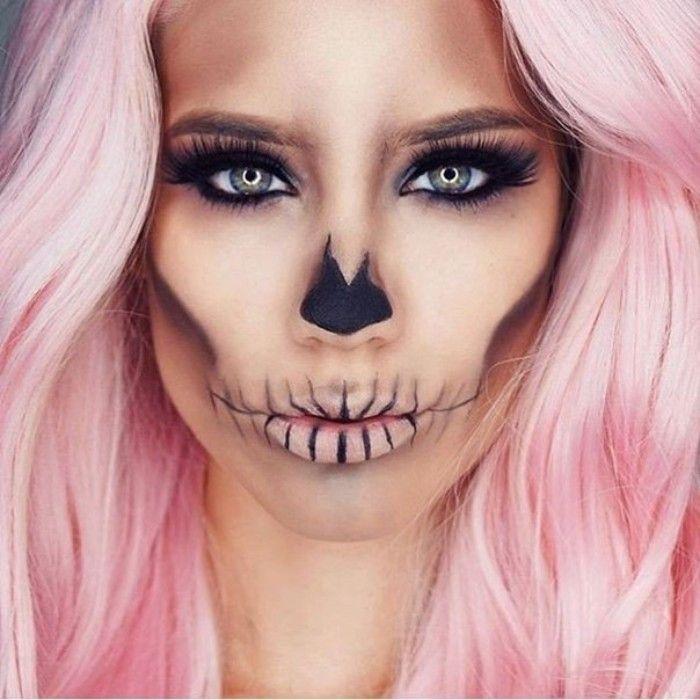 ▷ 1001 + Halloween Schminktipps, die für Ihre gesunde Haut sorgen #barbie