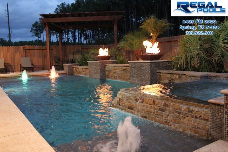 Regal Pool Design Fm Spring Tx Http