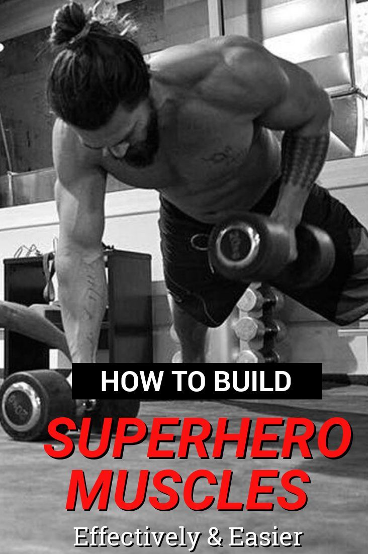 How To Build Muscle At Any Age Where And How To Ge