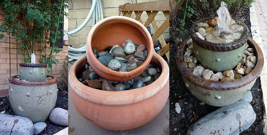 Jordan Grantham's DIY Fountains