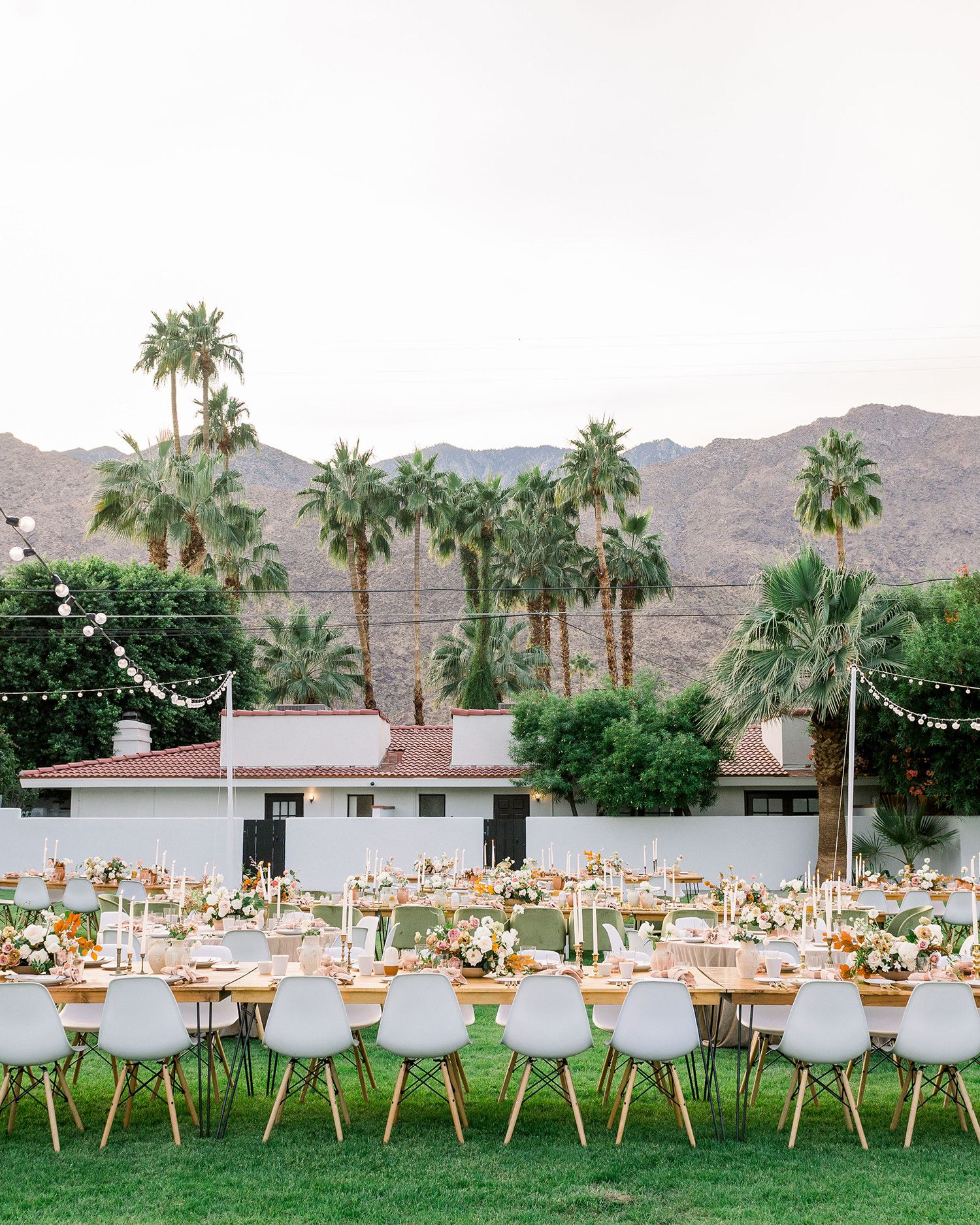 Reception Ceremony Held: This Colorful, Modern California Wedding Embodied The Best