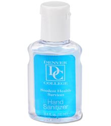 Personalized Hand Sanitizer For Your Booth Visitors Hand